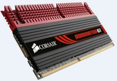 Memoria DDR3 Corsair Dominator GTX6 da 1GB
