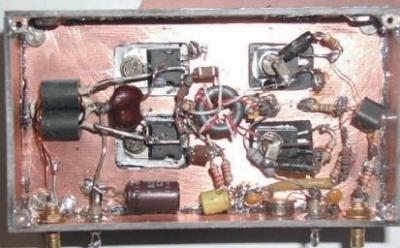 Ottimo preamplicatore ed amplificatore lineare SSB da 35W