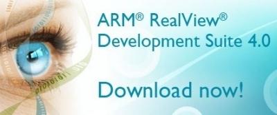 ARM annuncia l'aggiornamento di RealView Development Suite