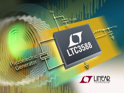 Energy Harvesting LTC3588-1