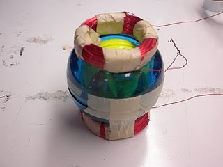 dinamo DynaFlex con bobine