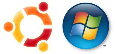 Il dual boot per Ubuntu 10.10 e Windows 7 consente di scegliere il sistema operativo all'avvio del computer