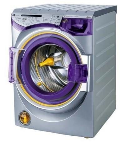 La lavatrice e Twitter