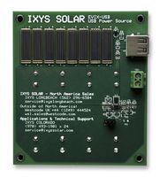EVIX-USB scheda di valutazione SolarBit