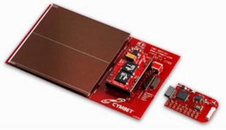 eZ430-RF2500-SEH - kit di sviluppo di energia solare con MSP430