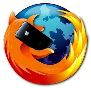 Firefox home per iphone ei pod touch