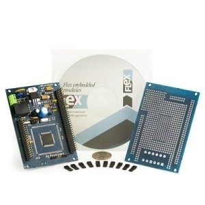 Flex - scheda embedded