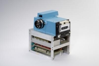 La prima fotocamera digitale della storia (kodak)