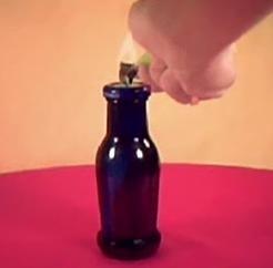 Come creare una lampada ad olio