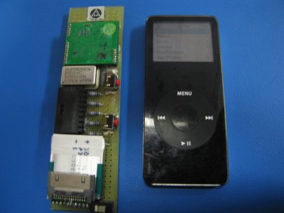 iPod e GPS, due in uno