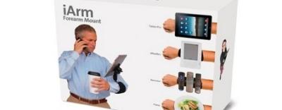 iArm è il terzo braccio dei possessori di dispostivi portatili