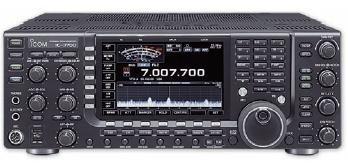 ICOM IC7700 In 27.000 cm3 un concentrato di tecnologia