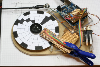 Lettore Musicale Arduino