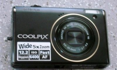 nikon S640 serie Coolpix