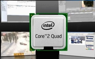 Nuovi Processori Intel Core2 Quad