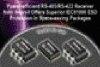 Ricevitore RS-485/RS-422 ad elevata efficienza energetica