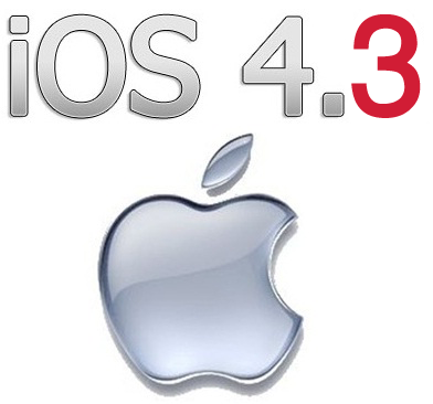il rilascio di iOS 4.3 sarebbe previsto per il 14 Febbraio