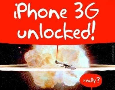 sbloccato iphone 3g