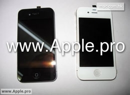 iPhone 4G bianco