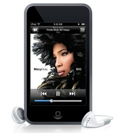 iPod Touch con 802.11n