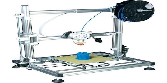 Stampante 3D in KIT