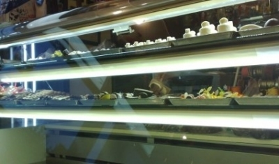 lampade a tecnologia a led per banchi frigoriferi