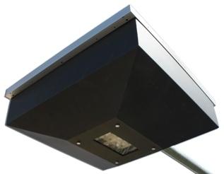lampione led ad energia solare