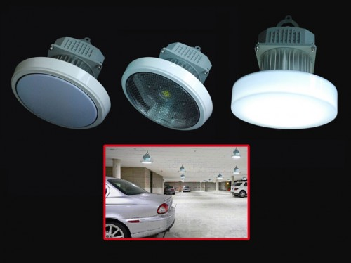 illuminazione led per garage