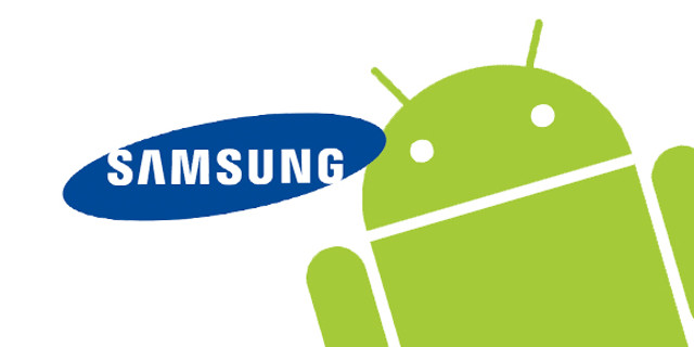 logo android samsung