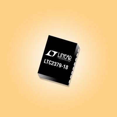 LTC2379-18 ADC SAR seriale 18 bit con prestazioni SNR