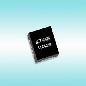 LTC4000, controller di alte tensioni e gestore di potenza da Linear Technology