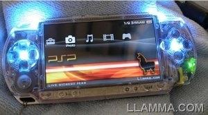 Aggiungere luci LED ai pulsanti della PSP
