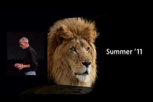 Mac OS X Lion 10.7