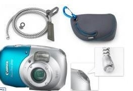 macchinetta fotografica Canon D10