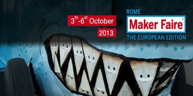 MakerFaire a Roma