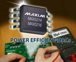 MAX5214MAX5216