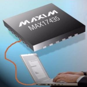 Caricabatterie Maxim SMBus