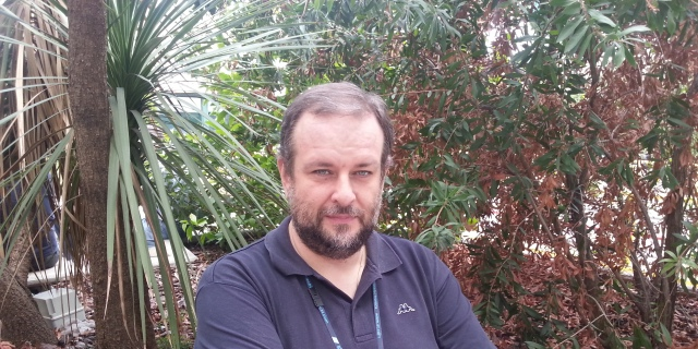 Giovanni Di Sirio -  Software Architect STMicroelectronics