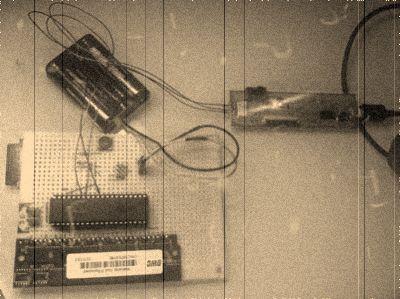 Linux su microcontrollore ad 8bit