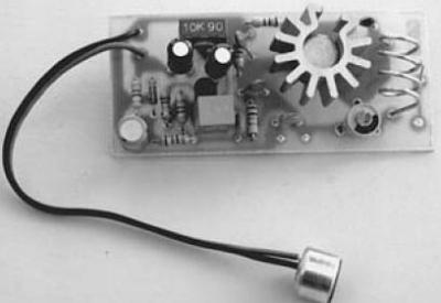 Micro trasmettitore FM 1Watt