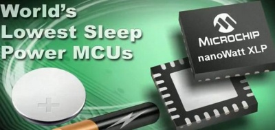 Low Power MCU nanoWatt XLP Vs MSP430