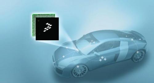 Microcontrollori scalabili S12G con periferiche di comunicazione on-chip della Freescale