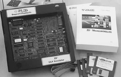 Corso di programmazione per microcontrollori Zilog Z8
