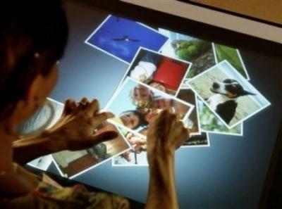 Tabletop - la tecnologia surreale della Microsoft