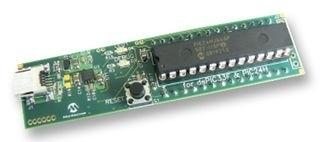 Microstick, nuova scheda di sviluppo Microchip solo da Farnell