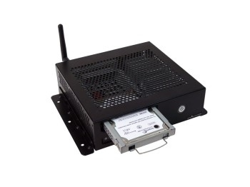 Mini PC Fanless con di