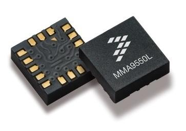 MMA9550L  Piattaforma Contextual Sensing della Freescale
