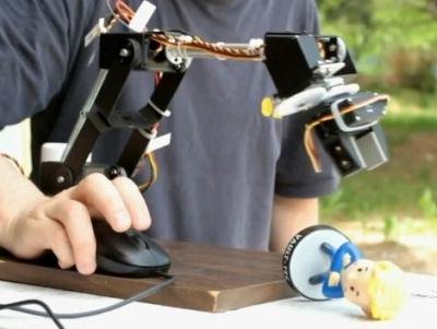 Come costruire un braccio robotico - Robot e Droni