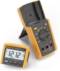 Fluke 233, il multimetro remoto con display
