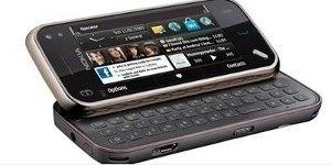 N97 mini, X6 e X3 Nokia smartphone